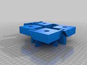 Ikea Lack - 3D Printer Enclosure: Top Corners Improved