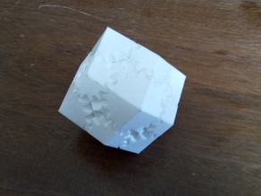 rombidodecaedro gear