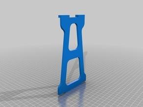 Replicator 2 Glass Build Plate Adaptor
