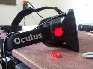 Focus Knob for Oculus Rift