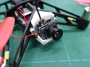 AIO FPV Camera Mount for Parrot Rolling Spider Frame