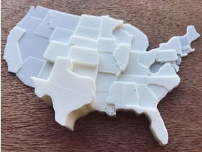 United States by Tornados
