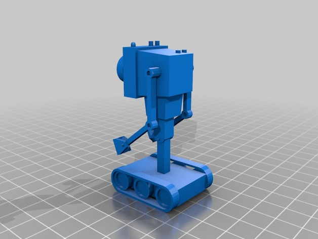 rick and morty butter robot by dontbekoi thingiverse