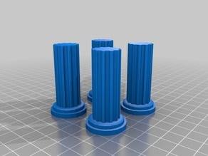 DND Pillars