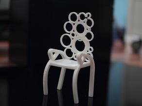 Chair for dolls house (Barbie...)