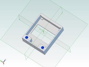 SSD1306 Case I2C TWI SPI OLED Display SMALL