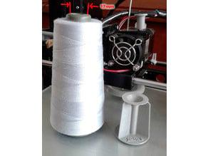 Porta carrete de hilo de coser