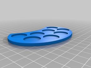 20mm Movement Tray and Base
