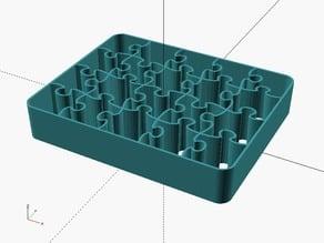Customizable Jigsaw cutter