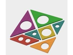 Tangram, 七巧板, Recreational math, Pedagogy