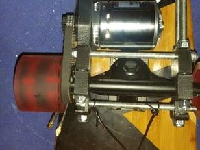 Electric Longboard Motor Mount