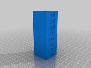 Tall PET-G Testtower vase mode