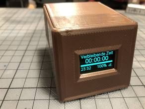 Portable 3D Printer Monitor for OctoPrint
