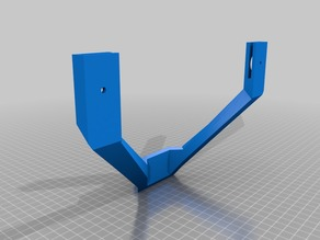 Cr-10 Sturdy Webcam / Camera Mount for Solid Bed mounts
