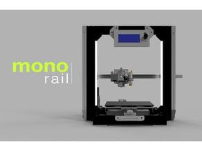monorail 3D-Printer
