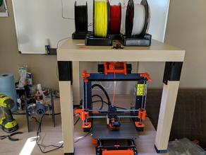 Prusa Lack table extensions for MMU 2.0