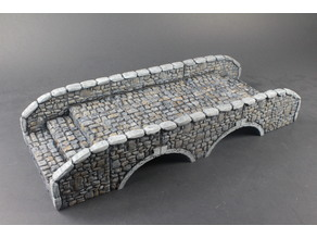OpenLOCK Stone Bridge (Set 2)