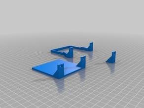 Vertical Plastic Wrap Holder