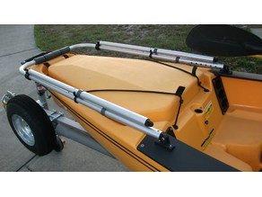 Hobie H-bar diy build parts