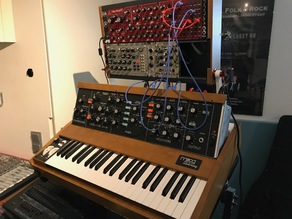 Arturia RackBrute Mount for Minimoog Model D