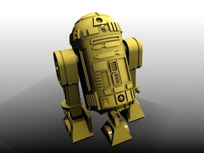 R2D2 Star Wars Inspired