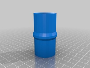 Vacuum hose adapter 32 mm