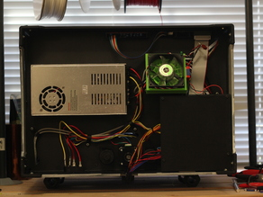 FlashForge Creator X 80mm Fan Conversion