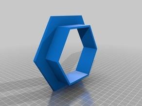 Universal Shape Cut Out - Hexagon