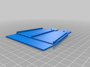 BluTrack to Hot Wheels Adapter