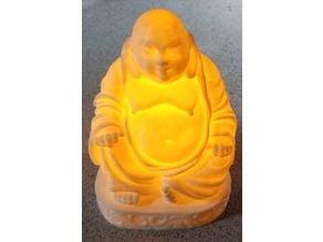 Remix of Buddha Night Light
