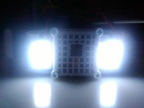 LED mount for V-Slot Openbuilds 2020 Raspberry Pi Camera Mount by sonnylowe