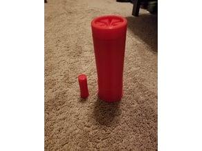 Shotgun shell and hollow shell