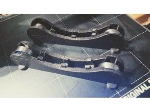 Spool Roller 608ZZ Bearing