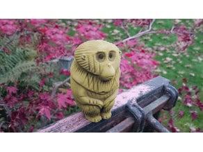Satiaru - Kubo Monkey Charm