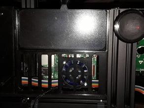 Ender 3 Raspberry pi drawer housing V2 (40mm fan)