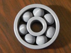 Ball Bearing - 7 balls - U support
