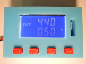 XY-LPWM PWM Signal Generator Case