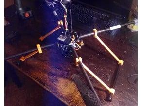Turnigy talon quadcopter landing legs