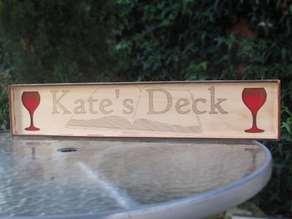 Kate's Deck