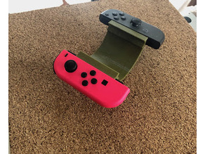 Nintendo Switch Joycon to smartphone adaptor