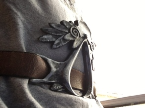 Assassin Creed Belt Buckle