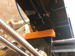 Z-Axis endstop level with glass