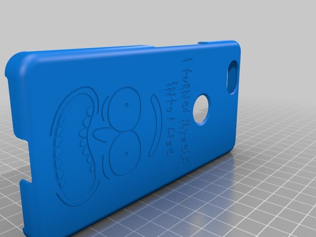 size 40 57b39 38039 Rick And Morty Case for Google Pixel 2 by thomasgerster97 - Thingiverse