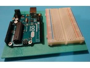 Arduino Prototype plate