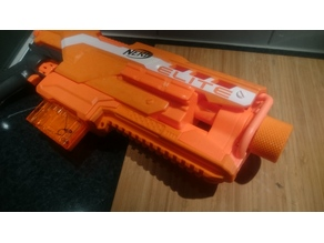 Nerf Demolisher Picatinny Conversion