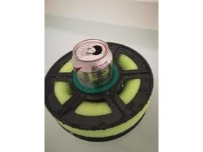 Floating Drink Holder (From Reused Spool)