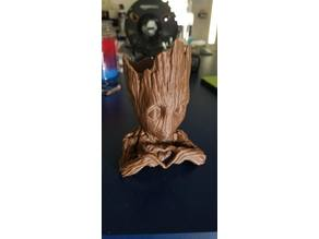 Baby Groot Heart Planter