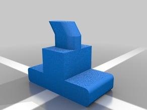 Slat wall adaptor for Dyson cordless Vacuum