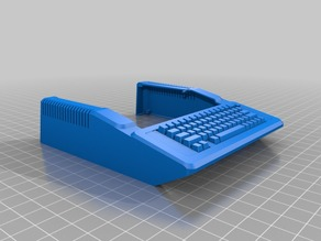 Apple IIe Raspberry Pi Case