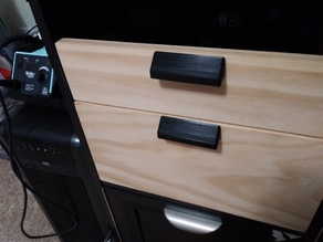 Simple Drawer pull